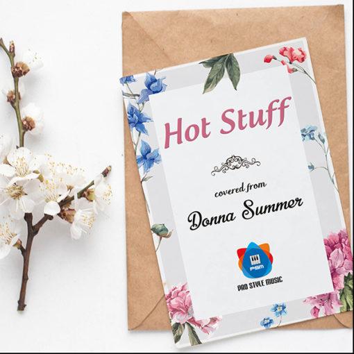 hot stuff donna summer
