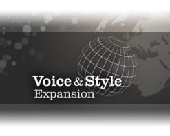 Voice and Style Expansion Packs