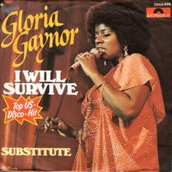 i will survivve
