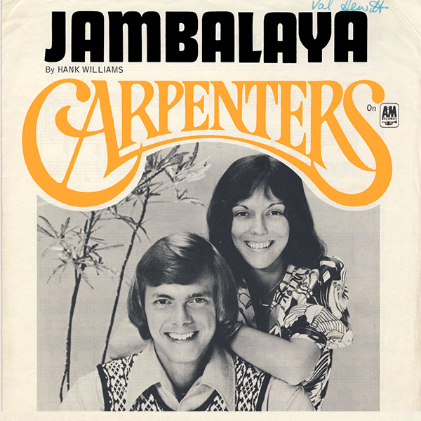 Jambalaya - The Carpenters – Voice & Style Expansion Packs