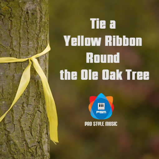 Tie a Yellow Ribbon Round the Ole Oak Tree
