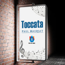 Toccata - Paul Mauriat