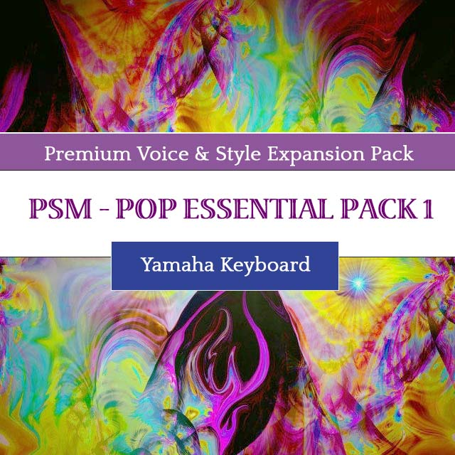 PSM - POP Essential Pack 1 - Premium Voice & Style Expansion